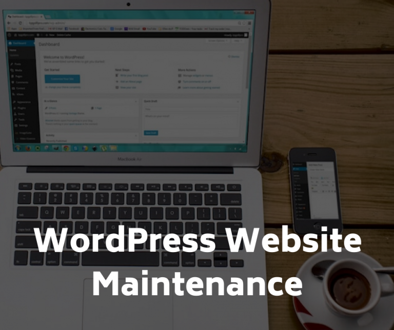 Looking after your WordPress website